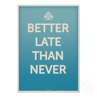 Essay on its never too late to learn